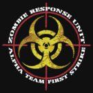 Zombie Response Unit by Rhonda Blais