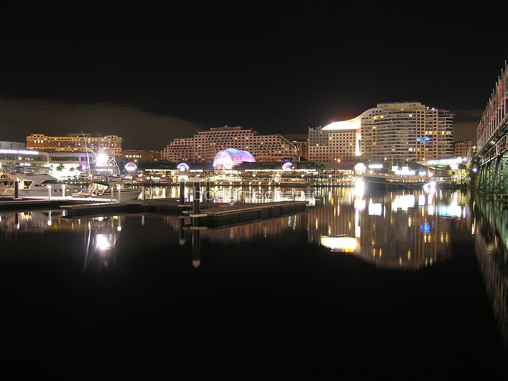 darling harbour from my camera by bodymechanic