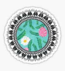 Floral Utopia Sticker