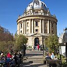 The Radcliffe Camera, Oxford, United Kingdom by Andrew Harker
