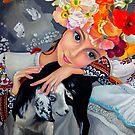 Ukrainian Beauty by Tatyana Binovskaya