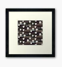 Herdwicks Framed Print