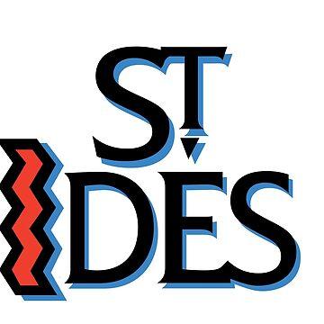 St Ides Premium Malt Liquor by vulgaris1901