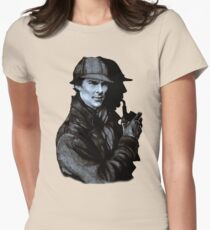 the pipeman Womens Fitted T-Shirt