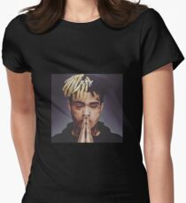 xxxtentacion the Young Dagger Dick Womens Fitted T-Shirt
