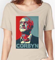 Jeremy Corbyn T shirt Women's Relaxed Fit T-Shirt