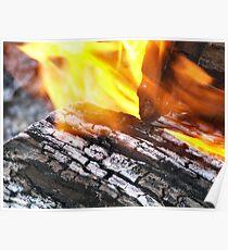Fireside Poster