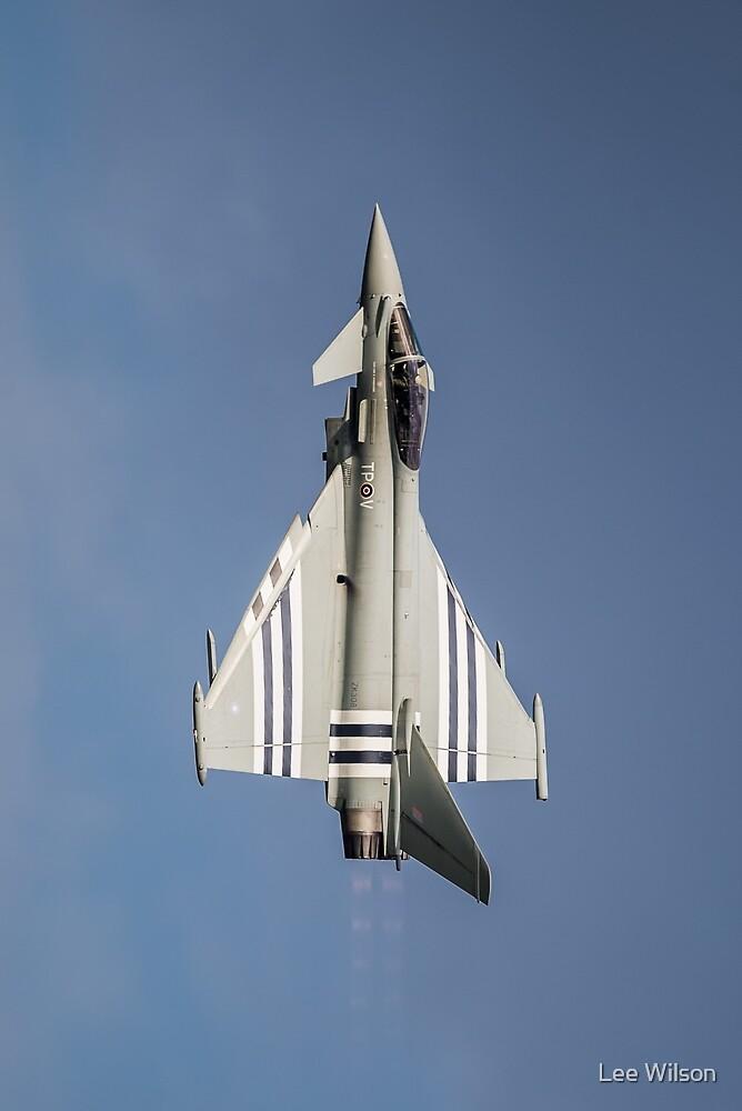 RAF Typhoon Display by Lee Wilson