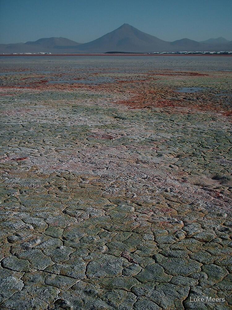 Laguna Colorada  by Luke Meers