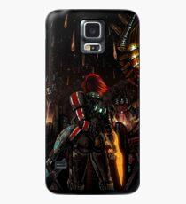 Mass Effect - Shepard told us... Case/Skin for Samsung Galaxy