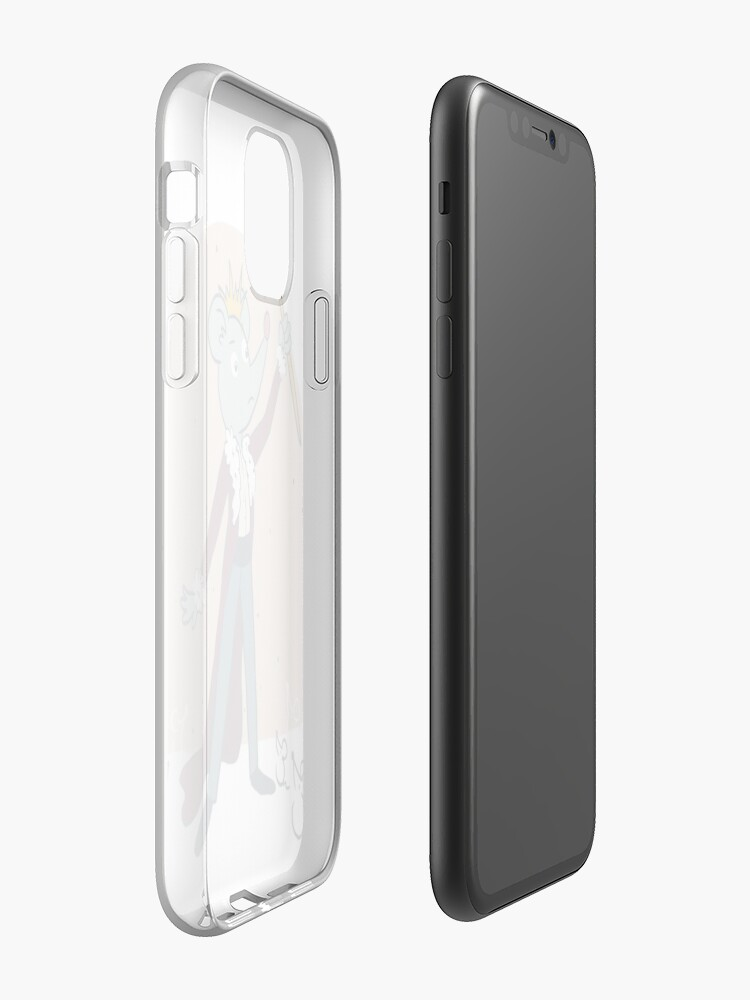 Alternate view of The Mouse King iPhone Case & Cover