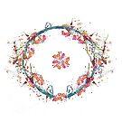 Joyful wreath by vasylissa