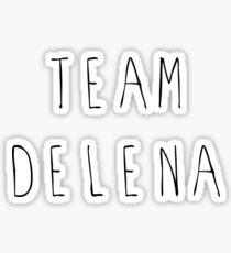 Team Delena Sticker & Shirts Sticker