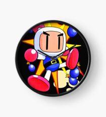 Saturn Bomberman Clock