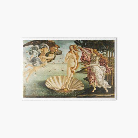 VENUS. The Birth of Venus, 1486, Sandro Botticelli. Art Board Print