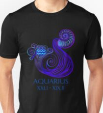 AQUARIUS - The Water Bearer T-Shirt