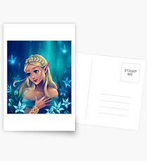 Silent Princess Postcards