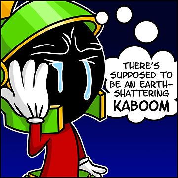 Where's the KABOOM?! by SwanStarDesigns