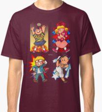 Earthbound Kids - Group 2x2 Classic T-Shirt