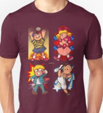 Earthbound Kids - Group 2x2 Unisex T-Shirt