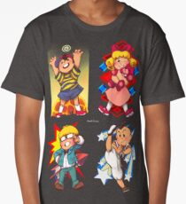 Earthbound Kids - Group 2x2 Long T-Shirt