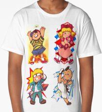 Earthbound Kids - Group 2x2 Long T-Shirt
