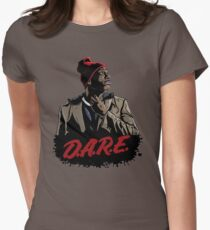 Tyrone Biggums Dare 2 Womens Fitted T-Shirt