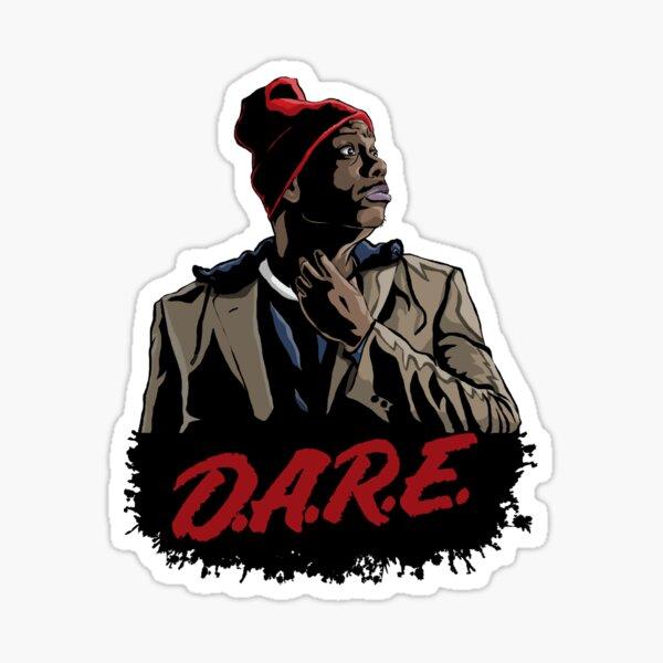 Tyrone Biggums Dare 2 Sticker