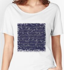 The Cloths of Heaven Women's Relaxed Fit T-Shirt
