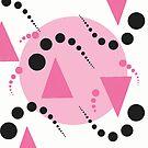 Pink Bubbles  by GrimalkinStudio