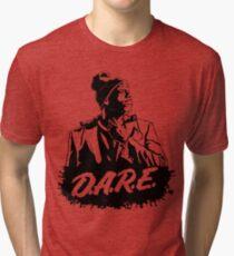 Tyrone Biggums Dare Tri-blend T-Shirt