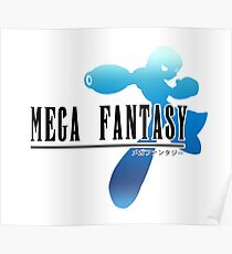 Mega Fantasy Poster