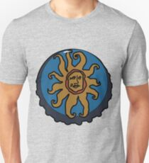 Sun Beer Bottle Cap T-Shirt