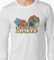 GARDENS OF THE GALAXY Long Sleeve T-Shirt