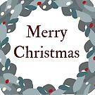 Christmas Wreath by babibell