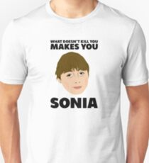 Eastenders - Sonia Jackson -What Doesn't Kill You Makes you T-Shirt