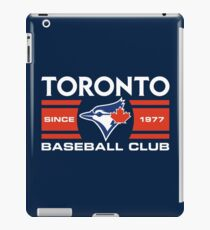 Toronto Blue Jays Baseball Club Starter Series iPad Case/Skin