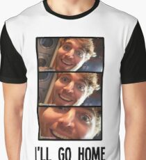 Shane Dawson - I'll Go Home Slides Graphic T-Shirt