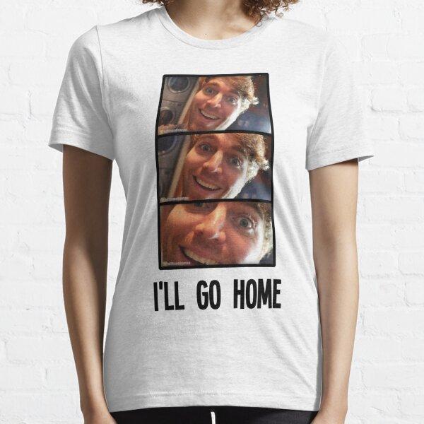 Shane Dawson - I'll Go Home Slides Essential T-Shirt