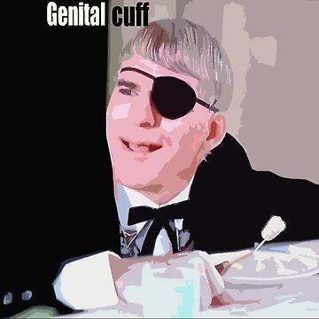 GENITAL CUFF by THETollingBell