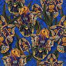 Wild Iris by Alma Lee