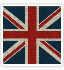 Vintage flag - United  Kingdom  Sticker