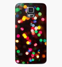 Bokeh - Christmas Light iPhone case Case/Skin for Samsung Galaxy