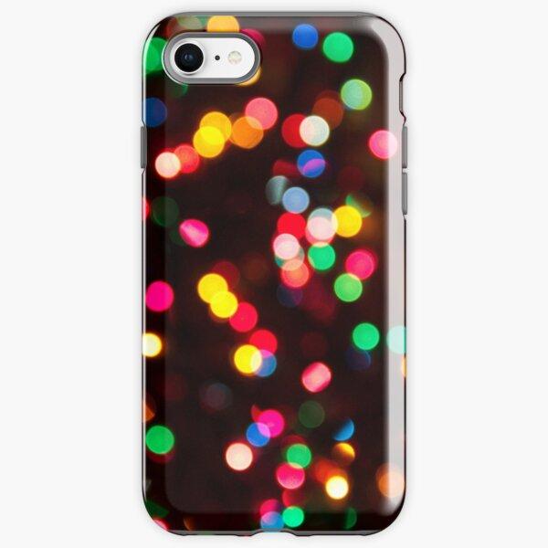Bokeh - Christmas Light iPhone case iPhone Tough Case