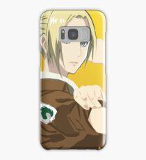 I Won't Do It Samsung Galaxy Case/Skin