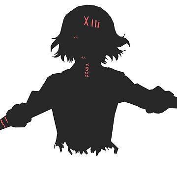 Suzuya - Stitches by toxzen