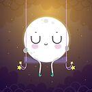 Little moon by mjdaluz