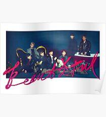 MONSTA X - Beautiful Poster