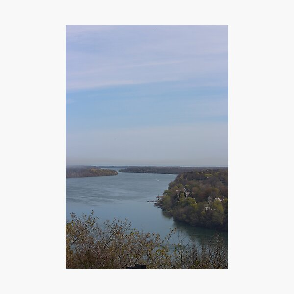 Niagara River Photographic Print