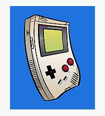 Gameboy Groove Photographic Print